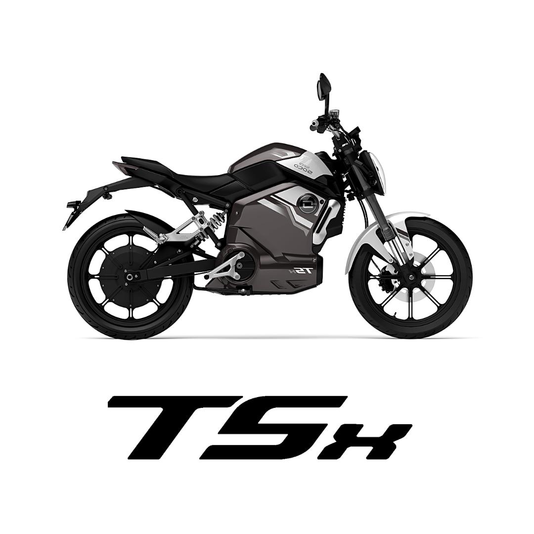 TSx motorower elektryczny